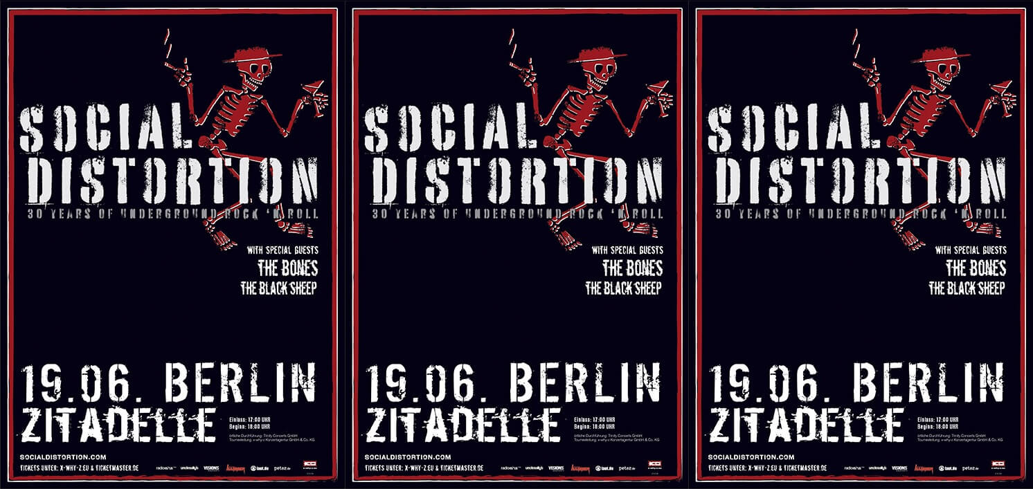 Social Distortion Berlin