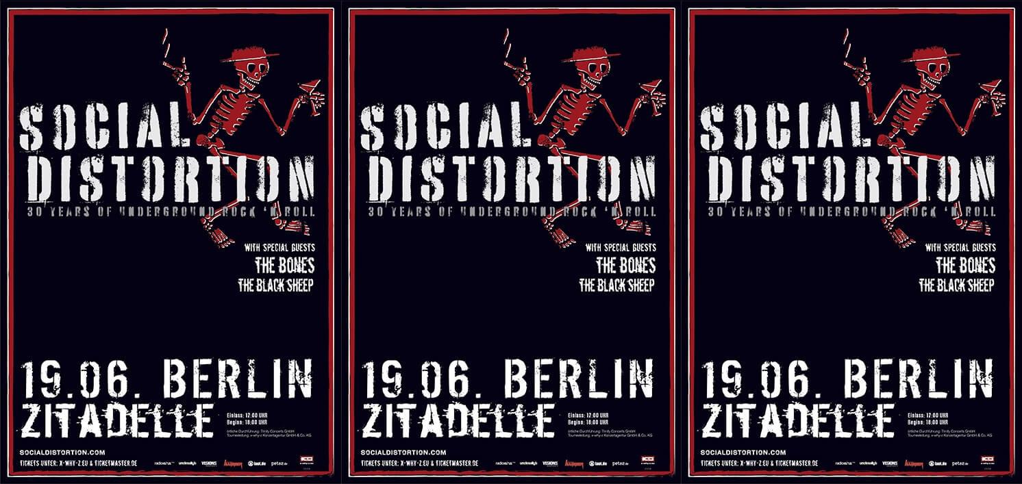 Social Distortion Berlin