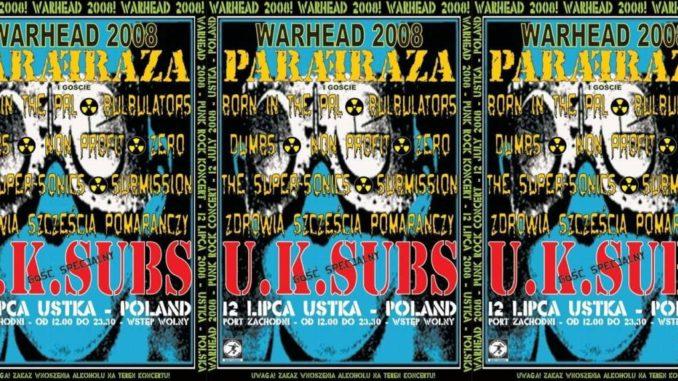 Warhead Festiwal Ustka
