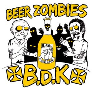 BdK Beer Zombies