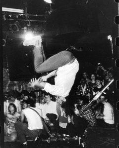 Hardcore – druga fala punk rocka w Stanach Zjednoczonych