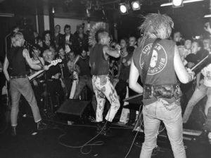 Punk'82 – druga fala punk rocka w Wielkiej Brytanii