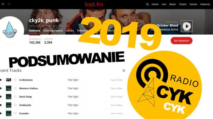 Jak grało Radio Cykcyk w 2019 roku
