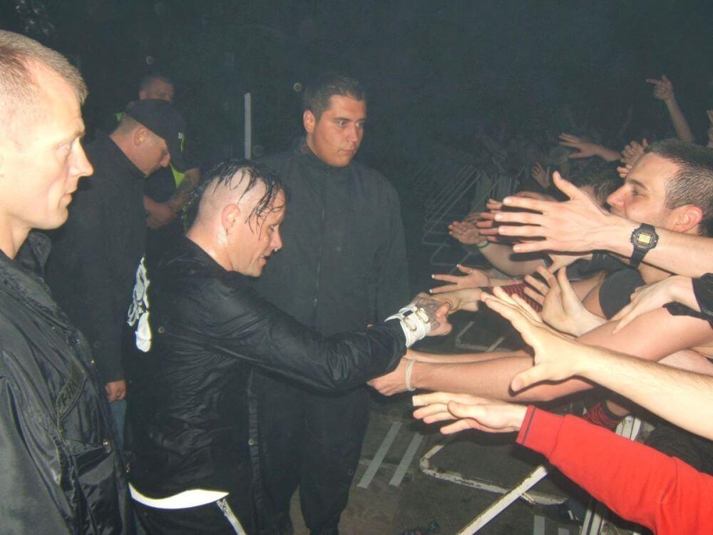 The Prodigy koncert 1