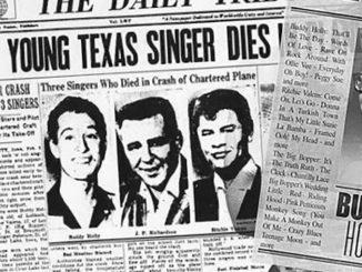 Dziś mija 61 lat od katastrofy gwiazd rock'n'rolla