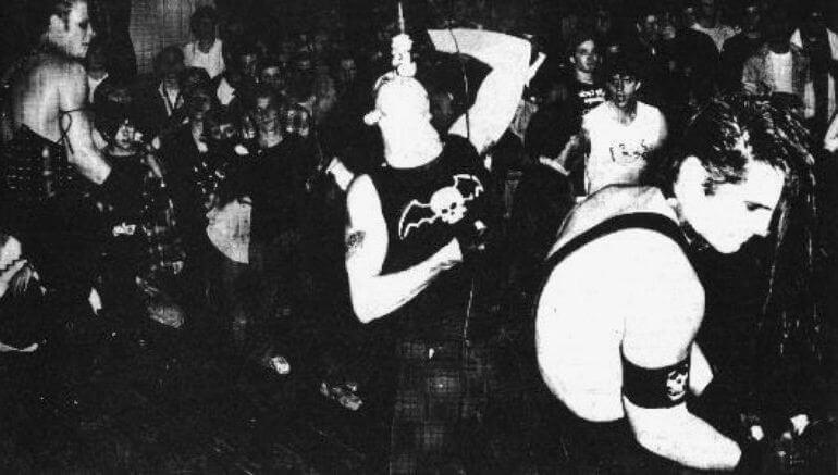 Horror punk - czaszki, devilocki i punk rock