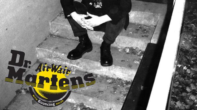 Dr Martens - legenda na kauczukowej podeszwie