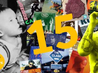15 albumów, które mnie ukształtowały