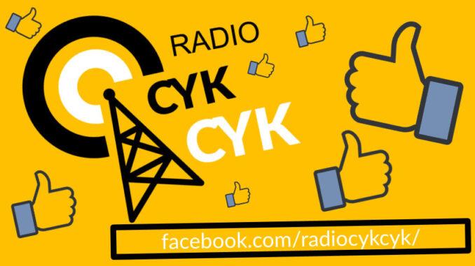 Radio Cykcyk - Lubię to! Śledź RCC również na Facebooku
