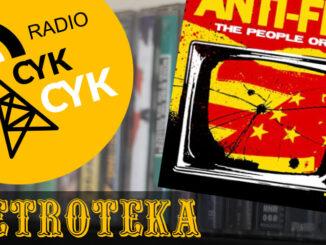 Retroteka Anti-Flag - The People Or The Gun
