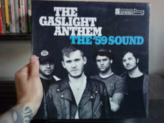 Winylowe środy The Gaslight Anthem - The '59 Sound