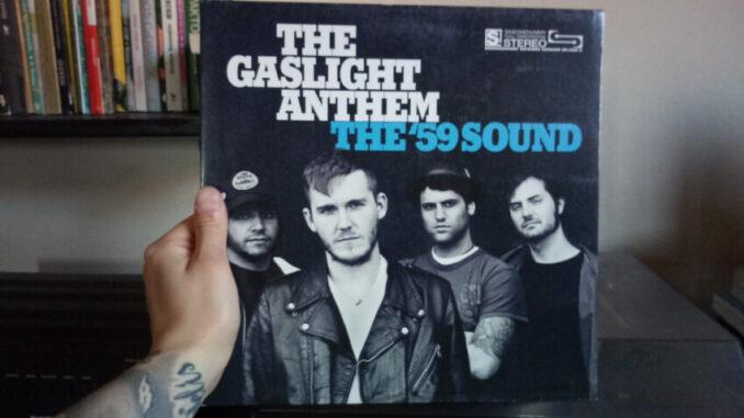 Winylowe środy The Gaslight Anthem - The '59 Sound