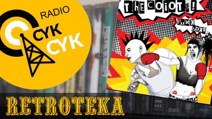 Retroteka The Coiots - Punk Boks Seks