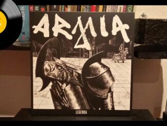 Winylowe środy Armia - Legenda