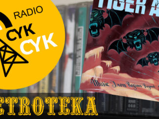Retroteka Tiger Army - Music From Regions Beyond