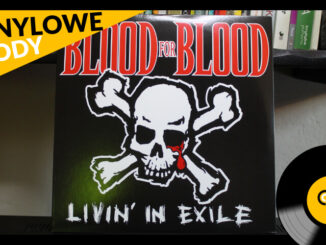 Winylowe środy Blood For Blood - Livin' In Exile