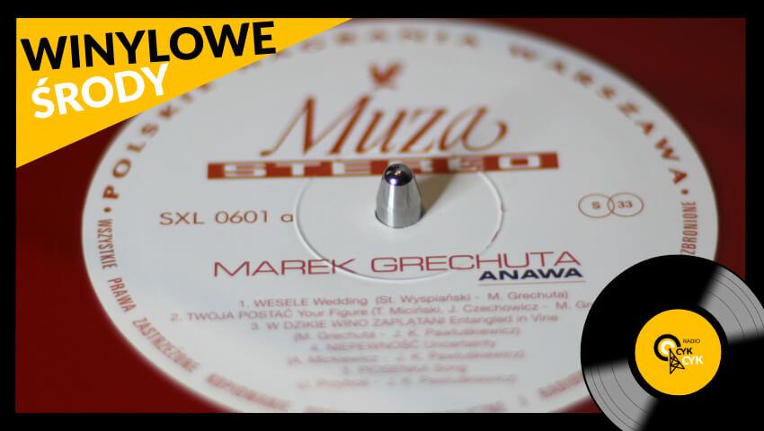 Winylowe środy Marek Grechuta & Anawa (1)
