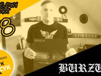 WINYLOWY RAPORT RADIA CYKCYK #8 - Burzum - BurzumAske